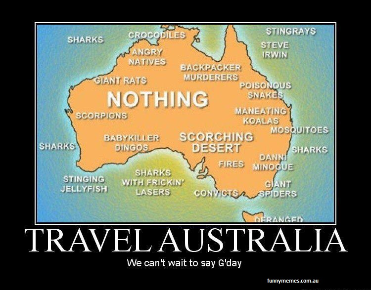 Map Of Australia Meme.Australia Map Meme Funny Memes