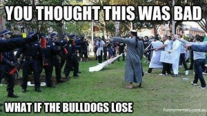 grand final bulldogs meme