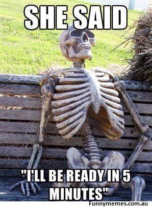ill be ready